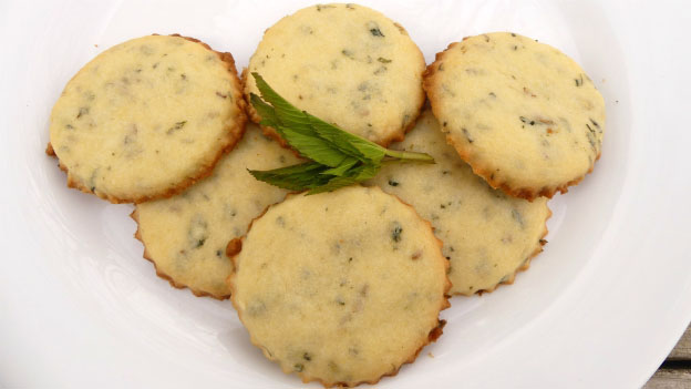 Angelica and Fennel Cookies